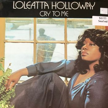 Loleatta Holloway-Cry to me-Aware LP Still Sealed