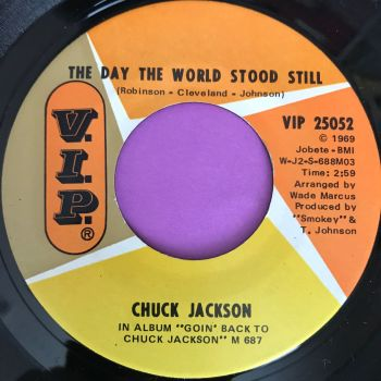 Chuck Jackson-The day the world stood still-VIP E+
