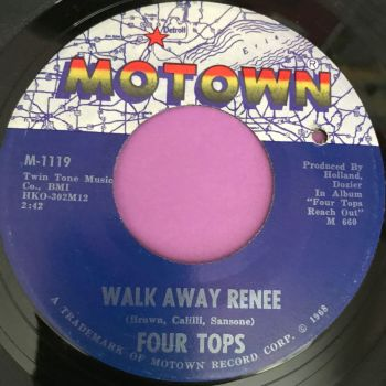Four Tops-Walk away Renee-Motown E+