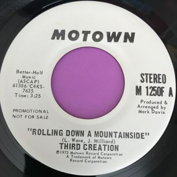 Third Creation-Rolling down a mountainside-Motown WD E+