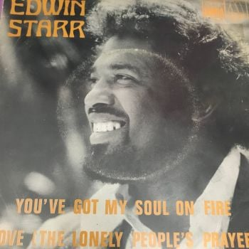 Edwin Starr-love the lonely people's prayer-Portugal PS E+