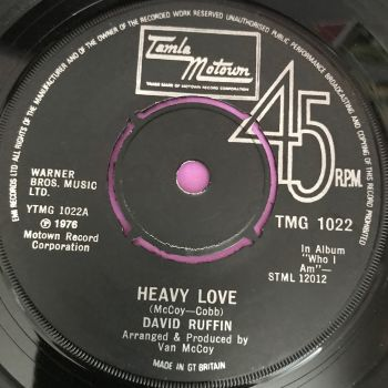 David Ruffin-Heavy love-TMG 1022 E+