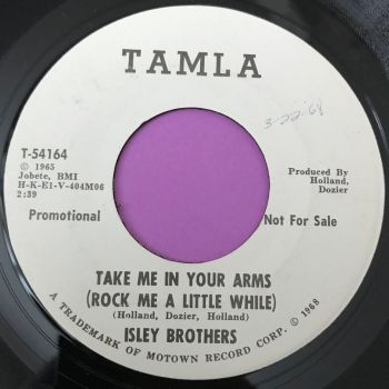 Isley Brothers-Take me in your arms-Tamla WD E+