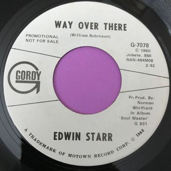Edwin Starr-Way over there-Gordy WD E+