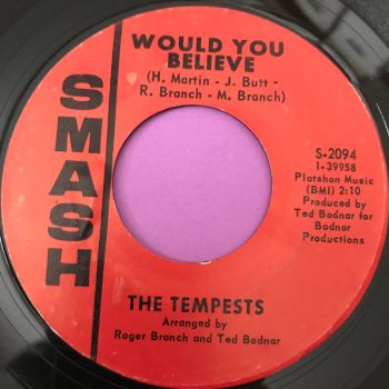 Tempests-Would you believe-Smash E