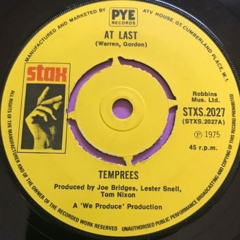 Temprees-At last-UK Stax E