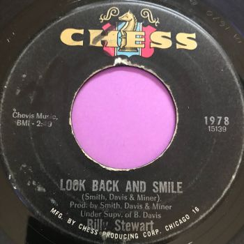 Billy Stewart-Look back and smile-Chess wol E