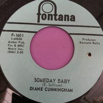Diane Cunningham-Someday baby-Fontana E+