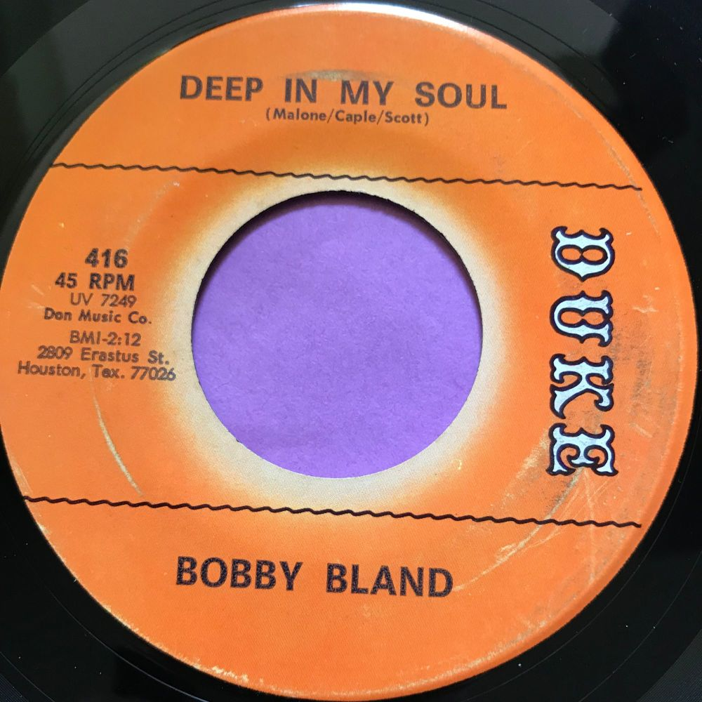 Bobby Bland-Deep in my soul-Duke E