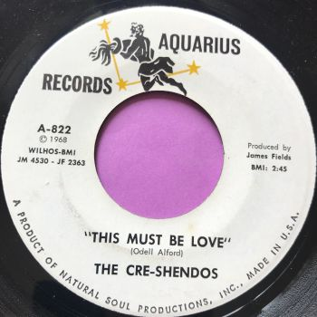 Cre-Shendos-This must be love-Aquarius E+