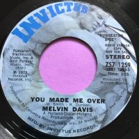 Melvin Davis-You made me over-Invictus E