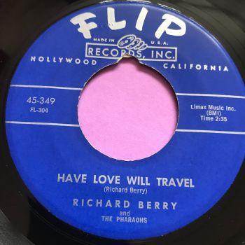 Richard Berry-Have love will travel-Flip E+