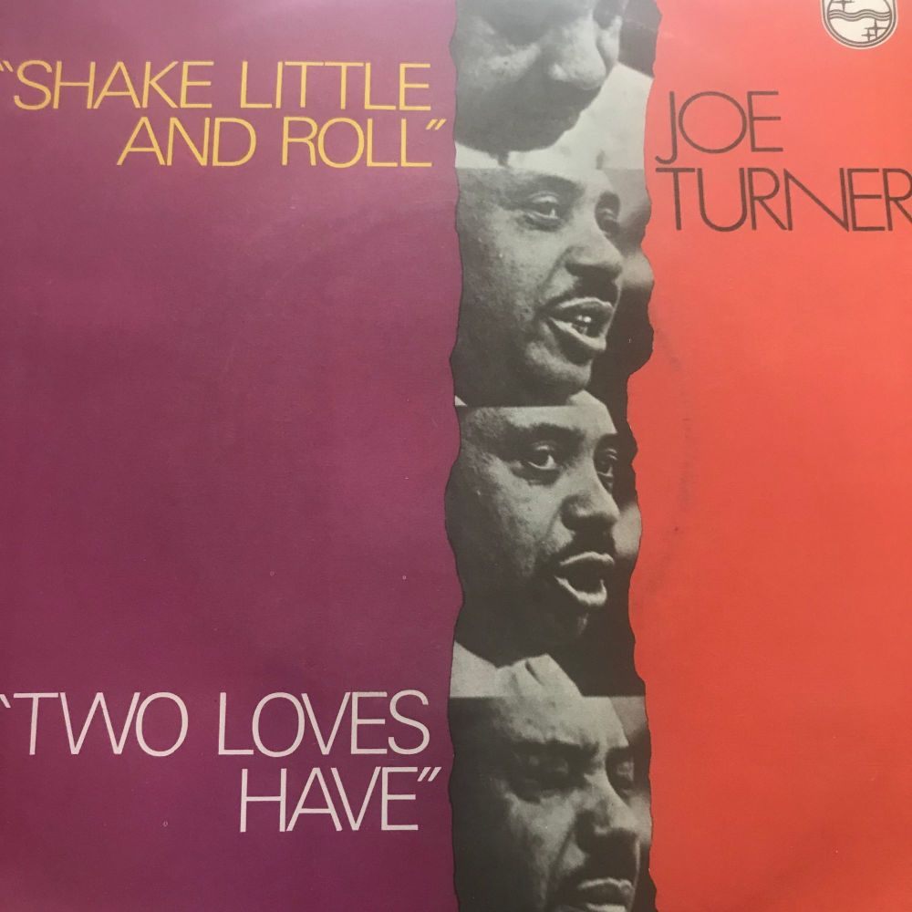 Joe Turner-Two loves have I-French Phillips PS E+