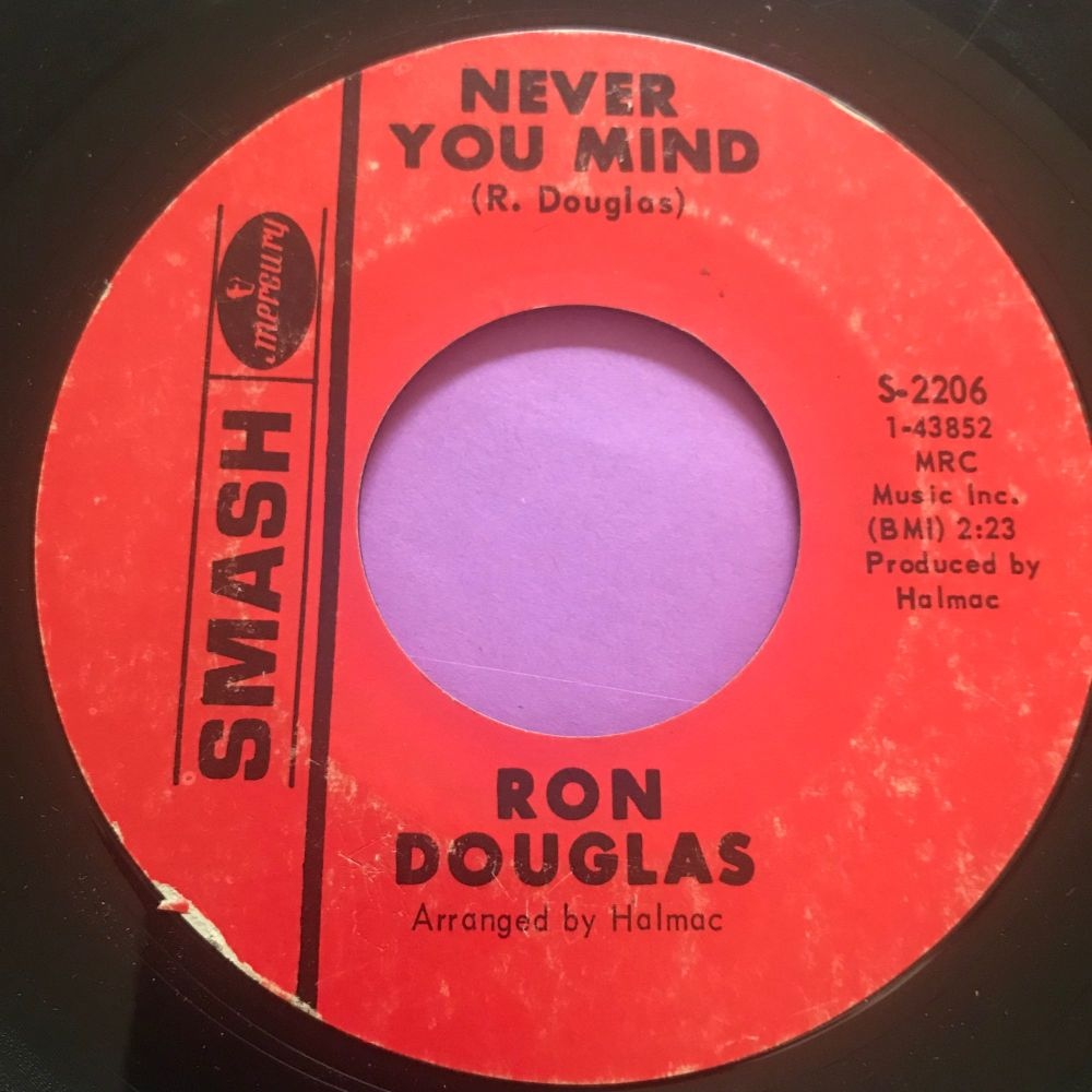 Ron Douglas-Never you mind-Smash E+