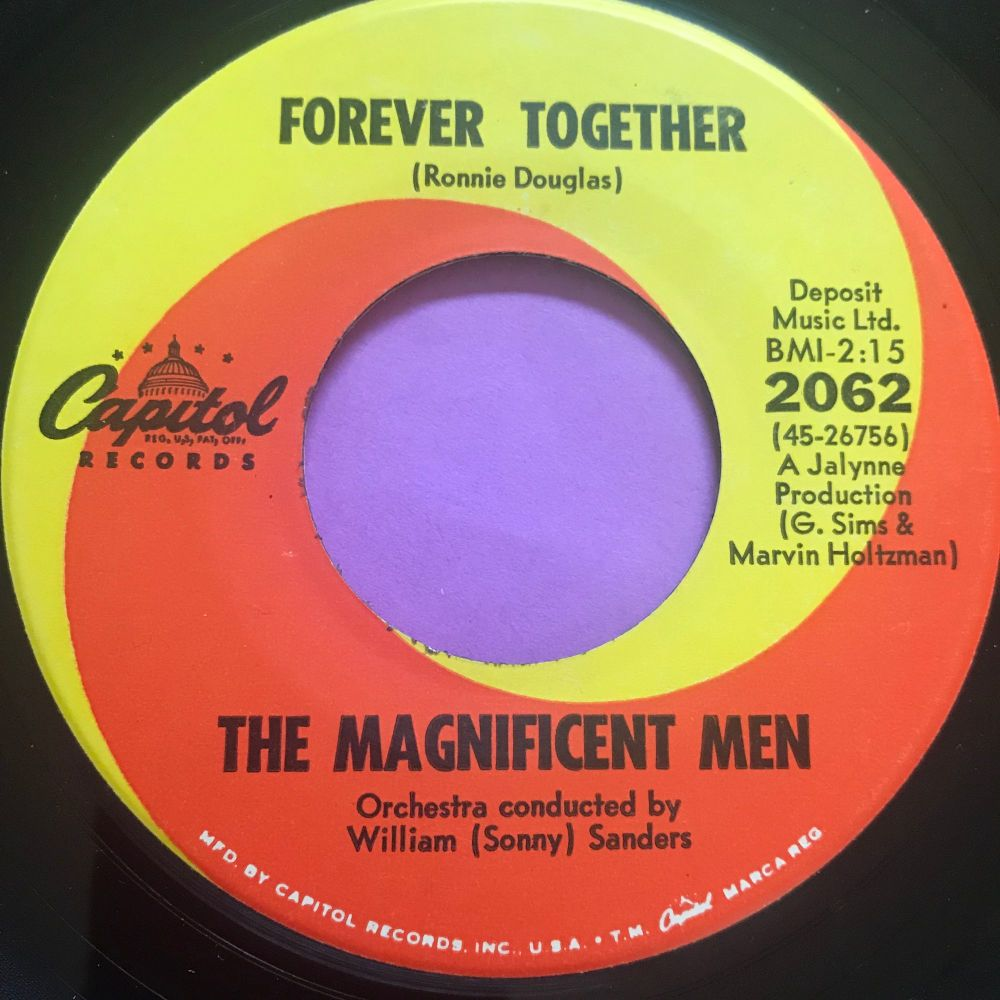 Magnificent Men-Forever together-Capitol E+