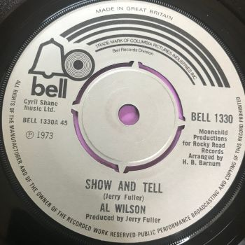 Al Wilson-Show and tell-UK Bell E+
