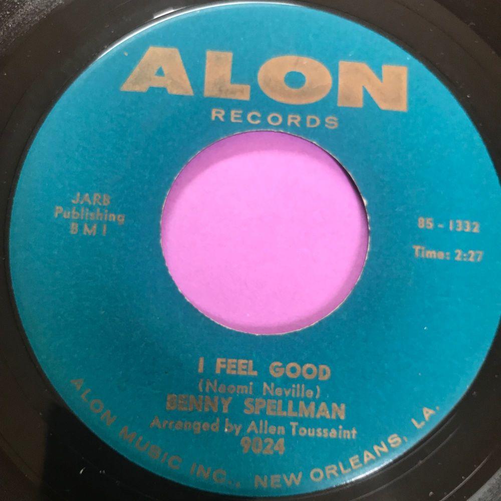 Benny Spellman-I feel good-Alon E+