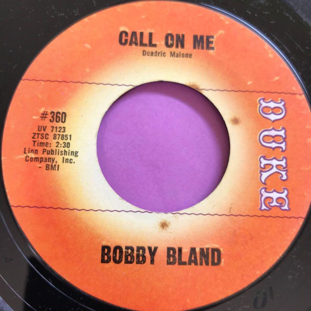 Bobby Bland-Call on me-Duke E+