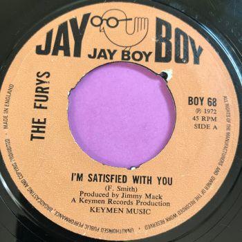 Furys-I'm satisfied with you-UK Jayboy noc E