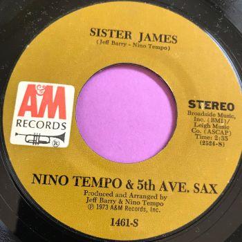 Nino Tempo-Sister James-A&M E+