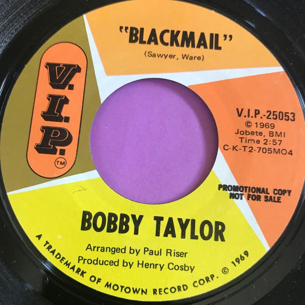 Bobby Taylor-Blackmail-VIP M-