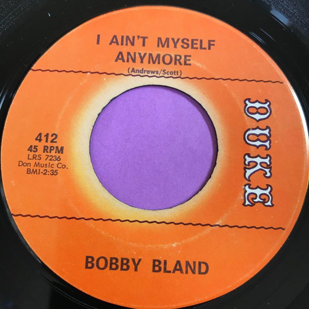 Bobby Bland-I ain't myself anymore- Duke E+