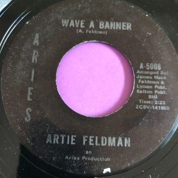 Artie Feldman-Wave a banner-Aries E+