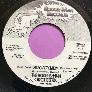 Boogieman Orchestra-Lady,lady,lady-Boogieman WD M-