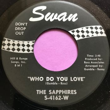 Sapphires-Who do you love-Swan M-
