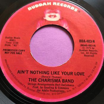 Charisma Band-Ain't nothing like your love-Buddah Demo E+