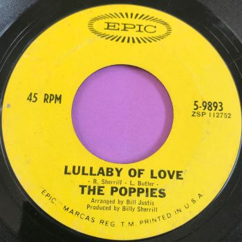 Poppies-Lullaby of love-Epic vg+