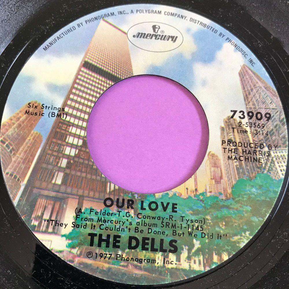 Dells-Our love-Mercury E+