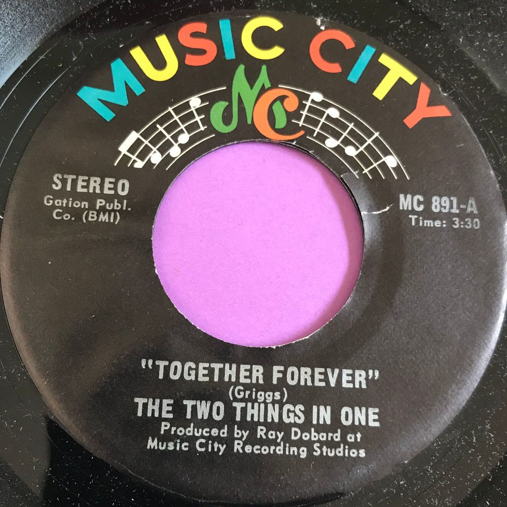 Two things in one-Together Forever-Music City M-
