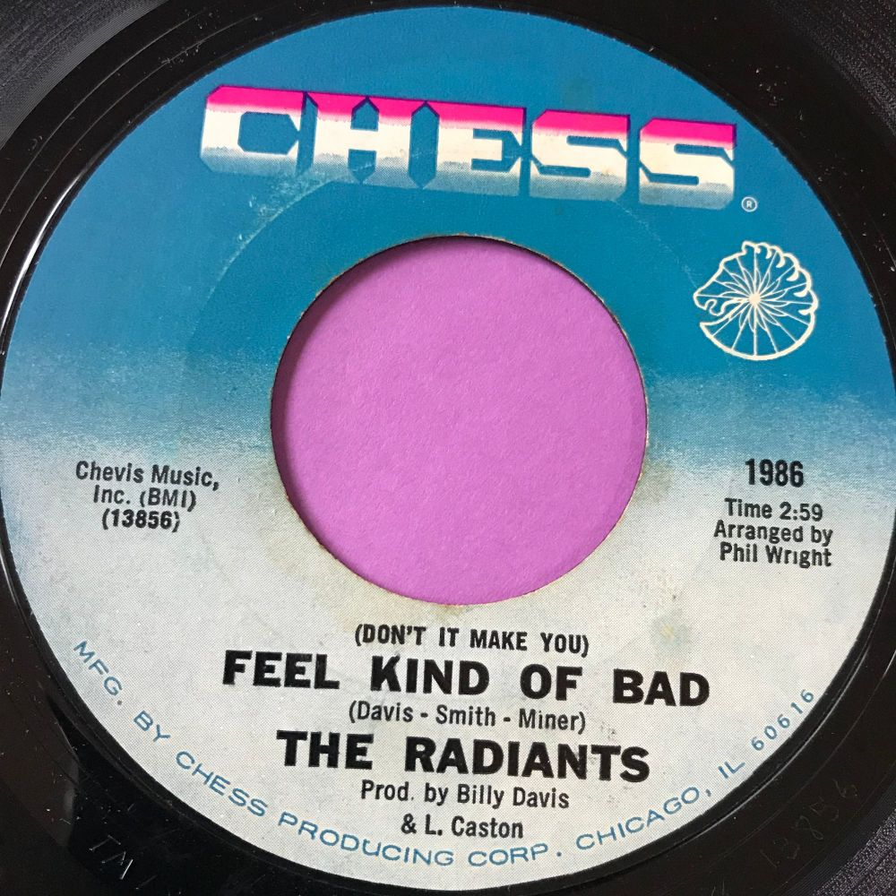 Radiants-Feel kinda bad-Chess E