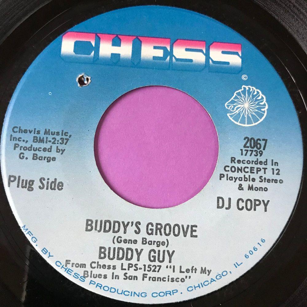 Buddy Guy-Buddy's groove-Checker E+