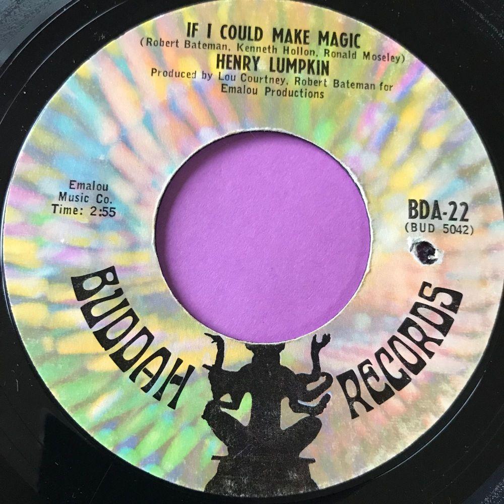 Henry Lumpkin-Soul is takin' over-Buddah E+
