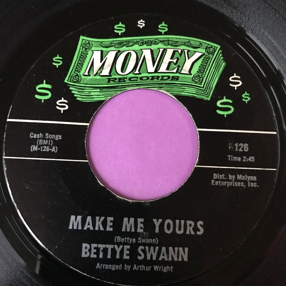 Bettye Swann-Make me yours-Money E