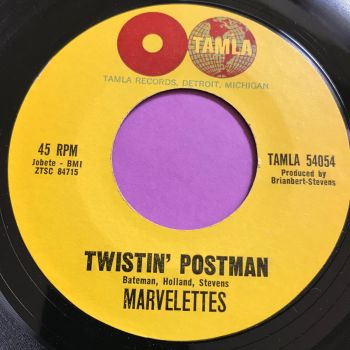 Marvelettes-Twistin' Postman-Tamla E+