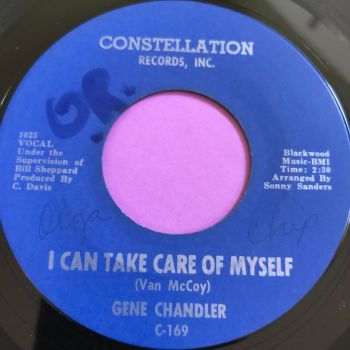 Gene Chandler- I can take care of myself-Constellation wol E