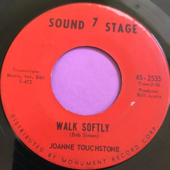 Joanne Touchstone-Walk softly-Sound Stage 7 vg+