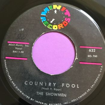 Showmen-Country fool-Minit E+