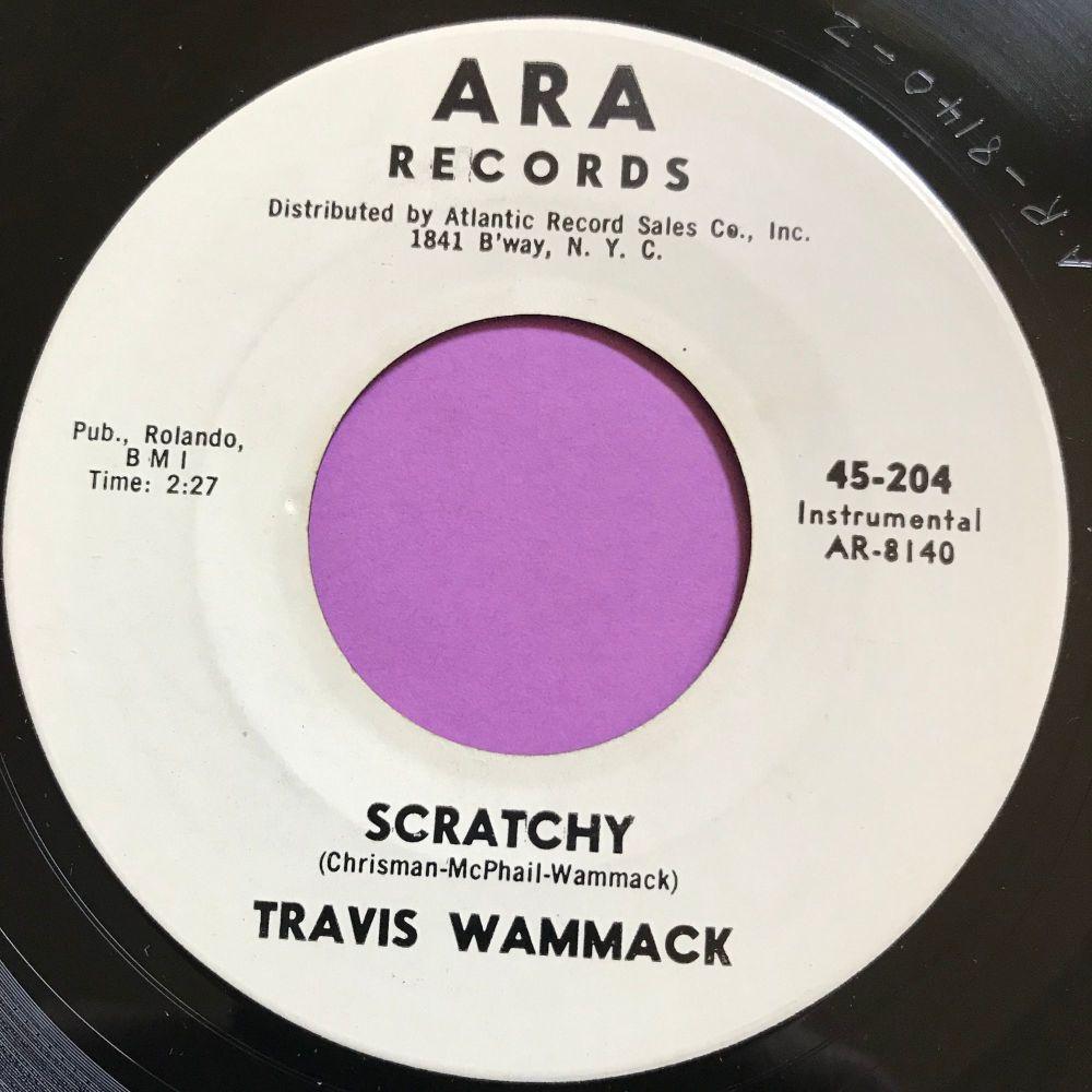 Travis Womack-Scratchy-Ara WD E+