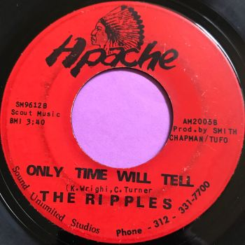 Ripples-Only time will tell-Apache vg+
