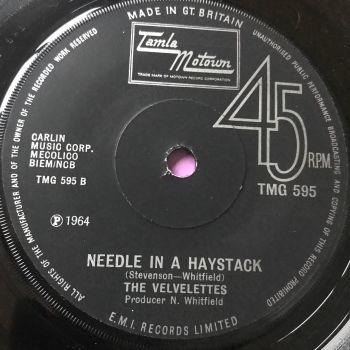 Velvelettes-Needle in a haystack-TMG 595 E+