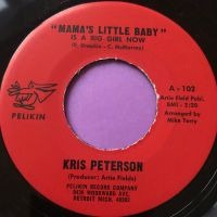 Kris Peterson-Mama's little baby-Pelkin E+