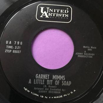 Garnet Mimms-A little bit of soap-UA E+