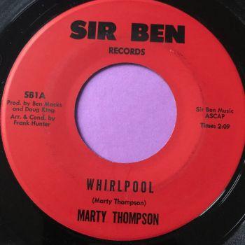 Marty Thompson-Whirlpool-Sir Ben E+