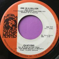 Ovations-One in a million-Sounds of Memphis E