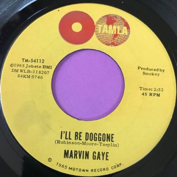 Marvin Gaye-I'll be doggone-Tamla  E+
