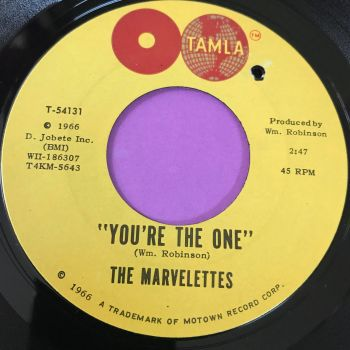 Marvelettes-You're the one-Tamla E+
